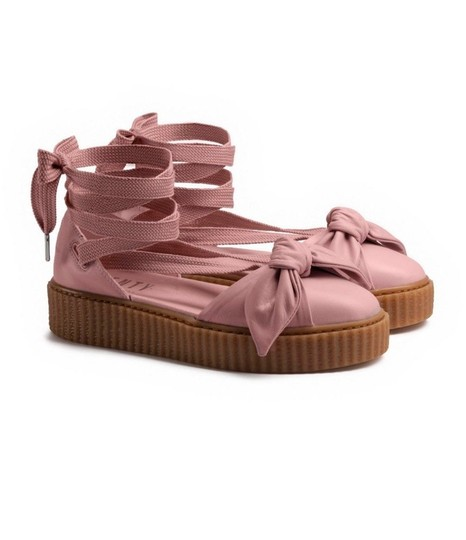 FENTY PUMA by Rihanna Creeper Pink Sandals Image 0
