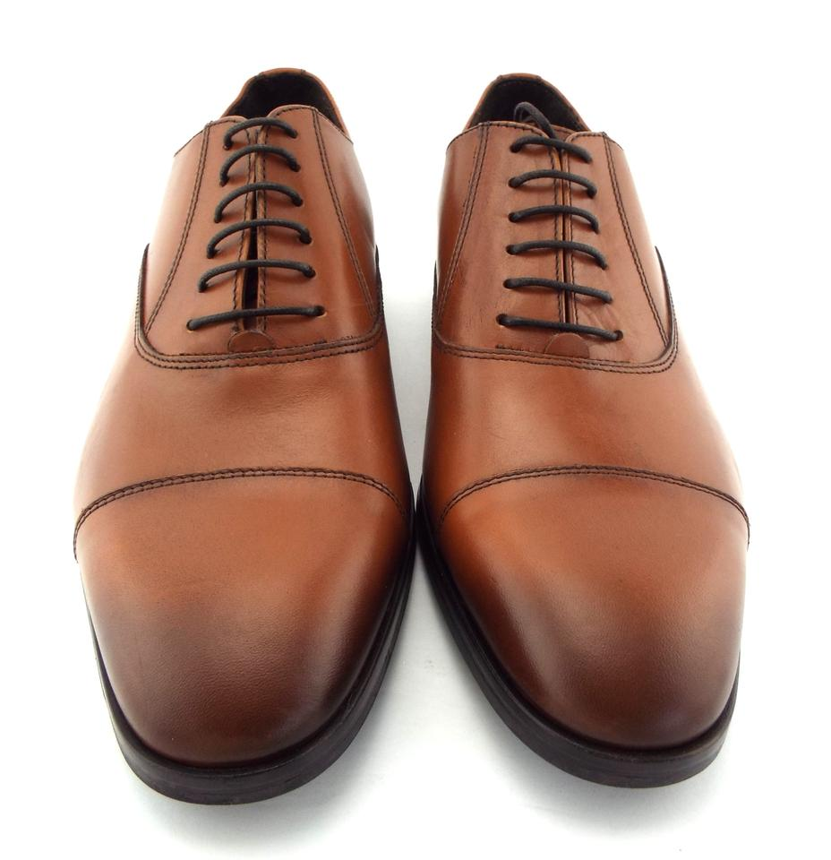 Cap Shoes Oxford Men's Toe Bruno Brown Magli gwqRx8H