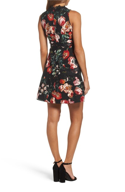Chelsea28 Foral Dress Image 1