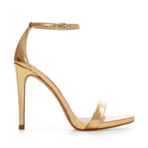 Zara Gold Formal