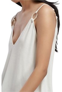 Finders Keepers Camisole Aussie Top White