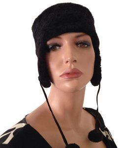 43aeb0c11b5 Surell SURELL Aviator Hat Brown Sheepskin with Fur