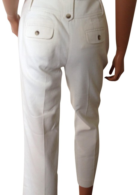 Preload https://img-static.tradesy.com/item/23669572/ann-taylor-white-crop-trousers-size-2-xs-26-0-2-650-650.jpg
