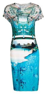 MARY KATRANTZOU Elastane Viscose Dress