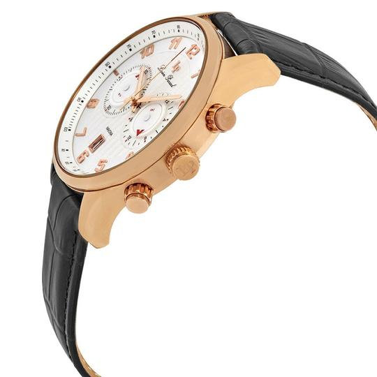 Lucien Piccard Lucien Piccard Navona GMT Chronograph Mens Watch 11187-RG-02S Image 1
