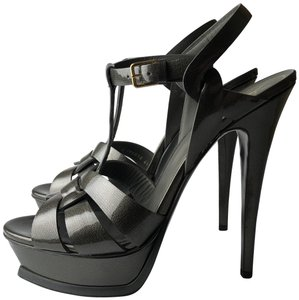 246fb623b Saint Laurent Tribute Sandals - Up to 70% off at Tradesy (Page 2)