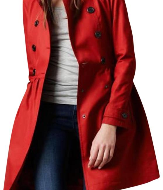 Item - Military Red Mantle Moore Coat Size 10 (M)