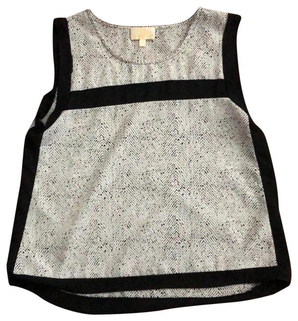 Item - Black and White Lightweight Summer Tank Top/Cami Size 2 (XS)