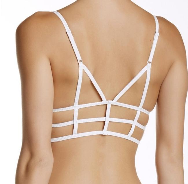 One Teaspoon Cut Out Top White Image 1