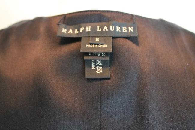 Ralph Lauren Collection Top Black and Cream Image 5