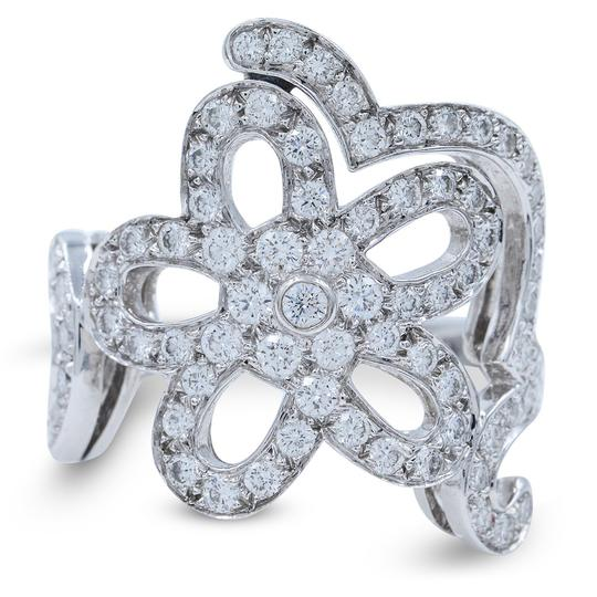 Preload https://img-static.tradesy.com/item/23670592/van-cleef-and-arpels-pave-white-diamond-rare-high-quality-handmade-floral-size-6-32984-ring-0-2-540-540.jpg