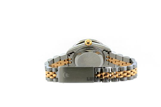 Rolex 1.8CT 26MM ROLEX DATEJUST GOLD & STAINLESS STEEL WITH BOX & APPRAISAL Image 5