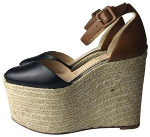 d2e81d35ad23 Black Christian Louboutin Wedges - Up to 90% off at Tradesy