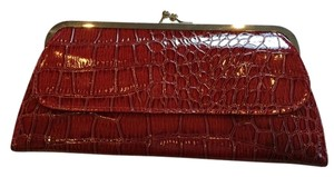 Charming Charlie Red Clutch