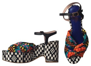 Charlotte Stone multi colored Platforms