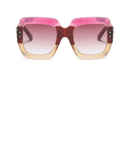 Preload https://img-static.tradesy.com/item/23671102/pink-and-gold-square-in-the-sunglasses-0-0-540-540.jpg