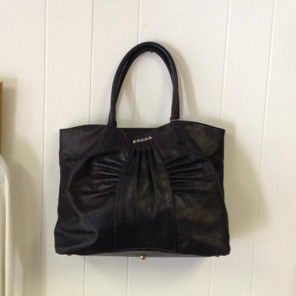 Leather Valentino Tote Leather Tote Valentino Valentino Leather COww6zXq