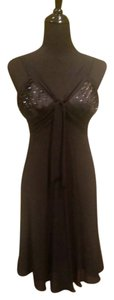 BCBGMAXAZRIA Sequin Little Dress