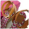 Tory Burch Pink Wedges Image 7