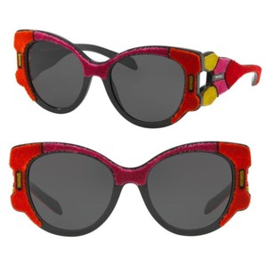 69822e8c0141 Multicolor Prada Sunglasses - Up to 70% off at Tradesy