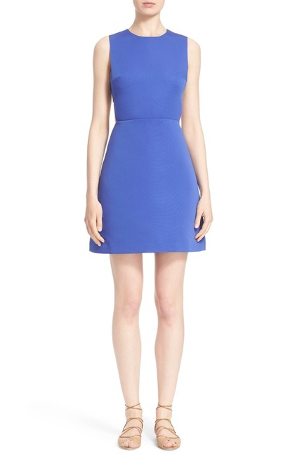 Preload https://img-static.tradesy.com/item/23671789/kate-spade-blue-cutout-a-line-party-fit-and-flare-short-cocktail-dress-size-12-l-0-0-650-650.jpg