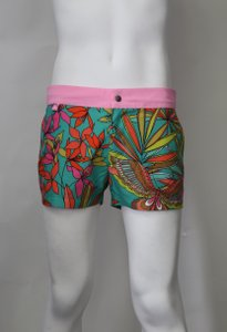 Multicolor Color Trunks Shorts Men's Jewelry/Accessory
