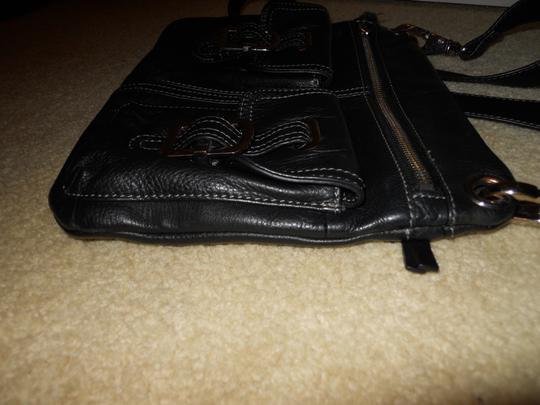 Etienne Aigner Leather Cross Body Bag
