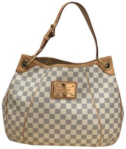 Louis Vuitton Damier Azur Galliera Bags - Up to 70% off at Tradesy 66934a6597622