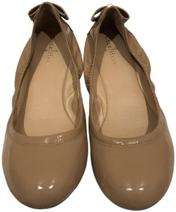 Cole Haan Light Brown Flats