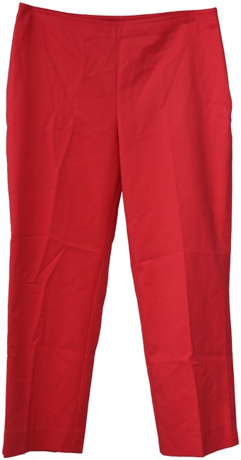 Item - Red Pants Capri/Cropped Jeans Size OS