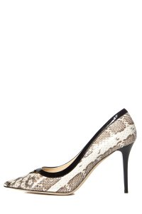 Jimmy Choo Snake Pumps