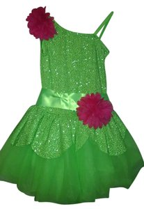 Weissman Dance ware short dress green on Tradesy