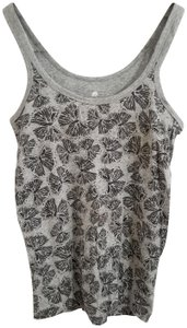Banana Republic Butterfly Large Top Gray
