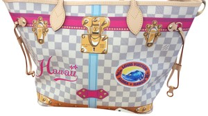 Louis Vuitton Hawaii Exclusive Limited Edition Tote