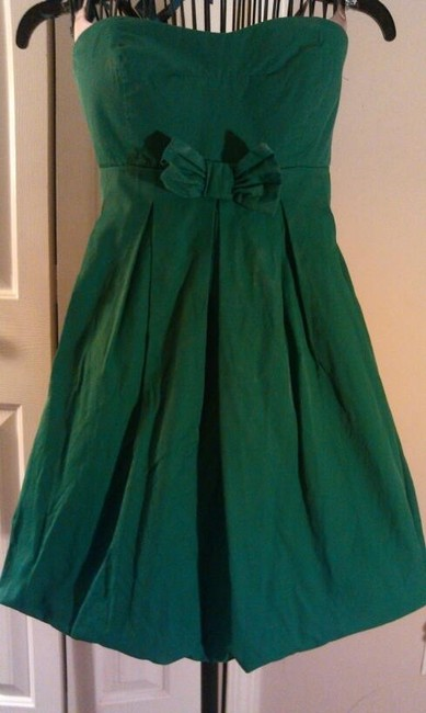 Preload https://item4.tradesy.com/images/forever-21-green-above-knee-cocktail-dress-size-12-l-23673-0-0.jpg?width=400&height=650