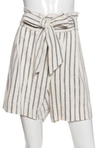 By Malene Birger Dress Shorts white & blue
