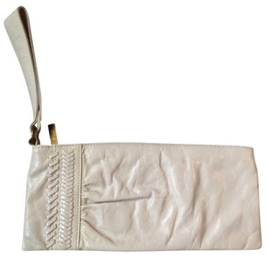 Rockport White Clutch