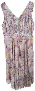 Multi Color Floral Maxi Dress by Plenty by Tracy Reese Pink Petite