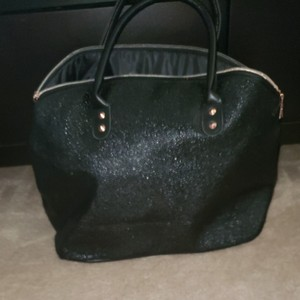 Perfumes by Rihanna Satchel in Black rose gold