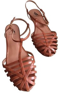 Ava & Aiden brown Sandals