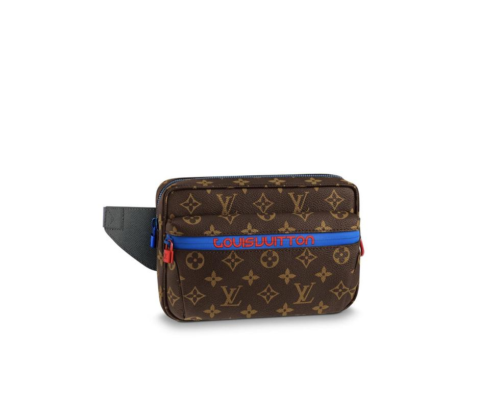623876789b55f Louis Vuitton Bumbag 2018 Pop Up Monogram Outdoor Fanny Pack Pacific ...