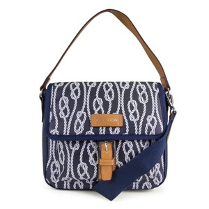 Nautica Thee Rope Style Cross Body Bag