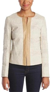 Tory Burch Summer Summer New Summer New Summer Summer New natural Leather Jacket