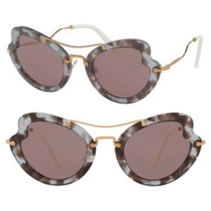 c3747d7fd0 Grey Miu Miu Sunglasses - Up to 70% off at Tradesy (Page 3)