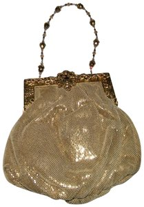 T. Anthony Gold Clutch