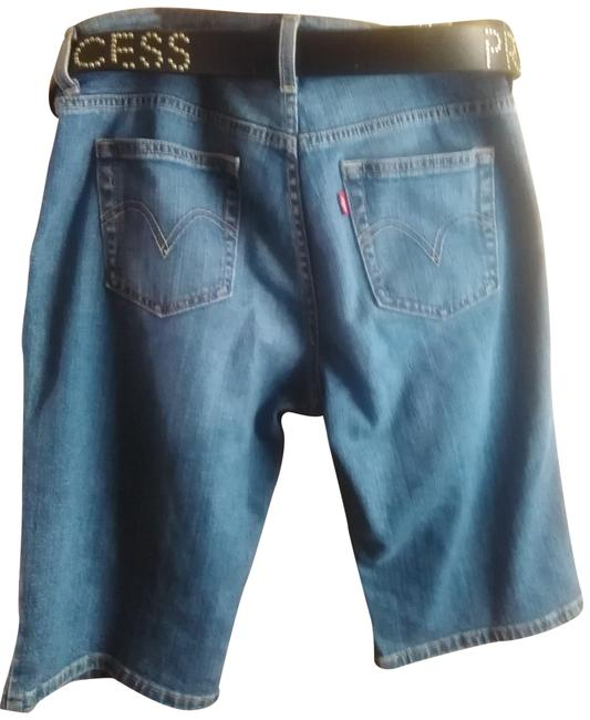 Item - Blue Medium Wash 515 Denim Shorts Size 6 (S, 28)