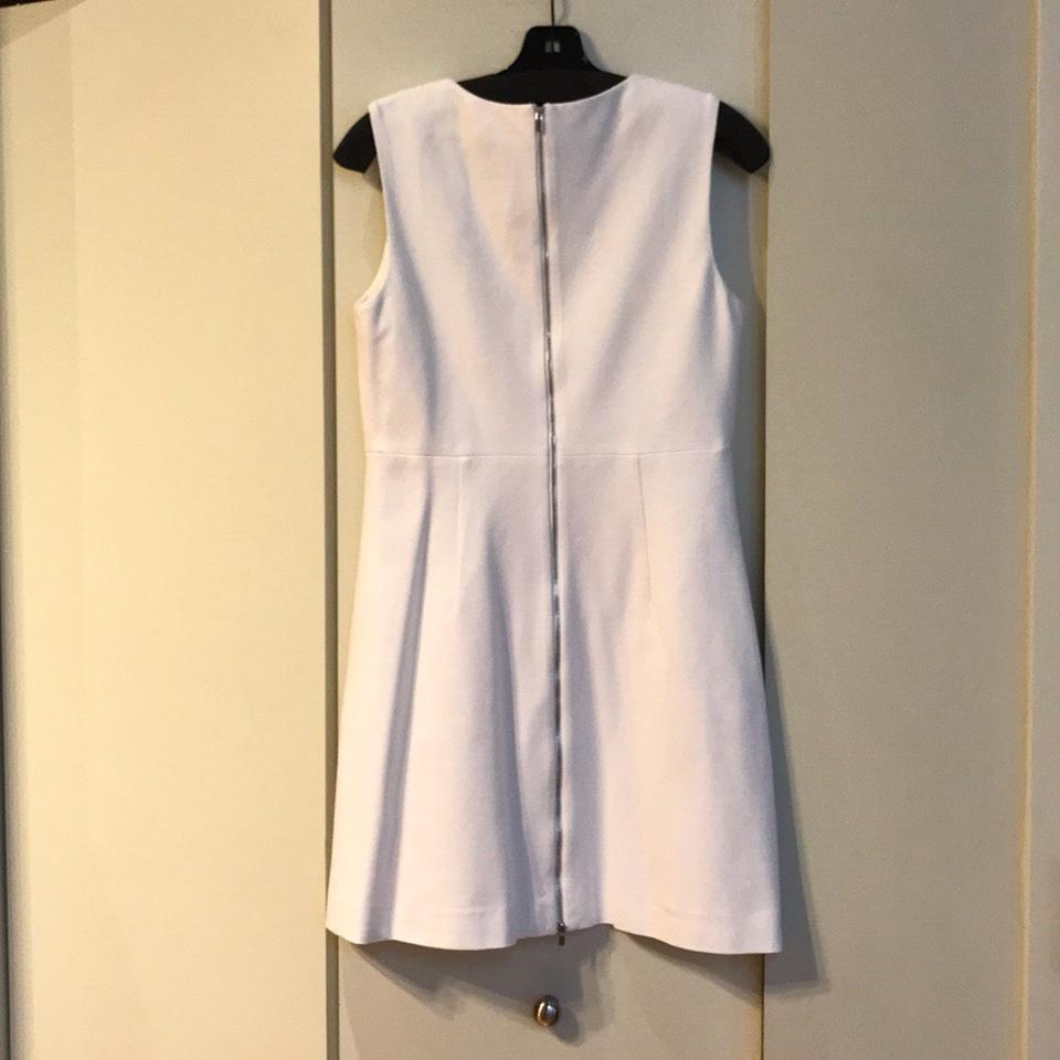 Dress White Diane Great von Lwd Casual Furstenberg xRy0ywHqTY