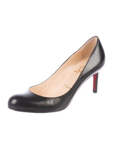 Christian Louboutin Simple New BLACK Pumps