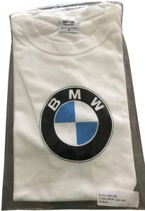BMW T Shirt White