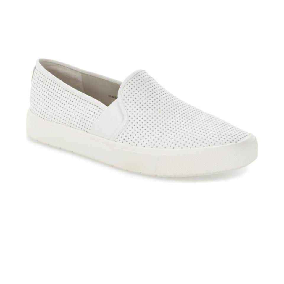 Sneakers Vince White Slip 5 Blair On q8awpTzx